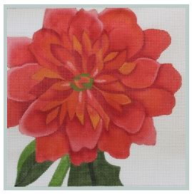click here to view larger image of Dahlia Single (hand painted canvases)
