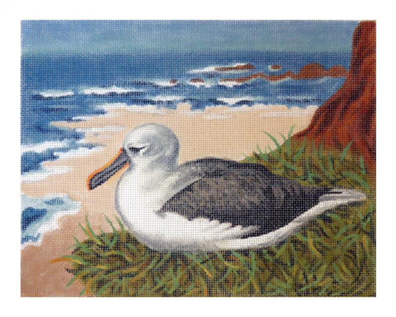 click here to view larger image of Albatross (hand painted canvases)
