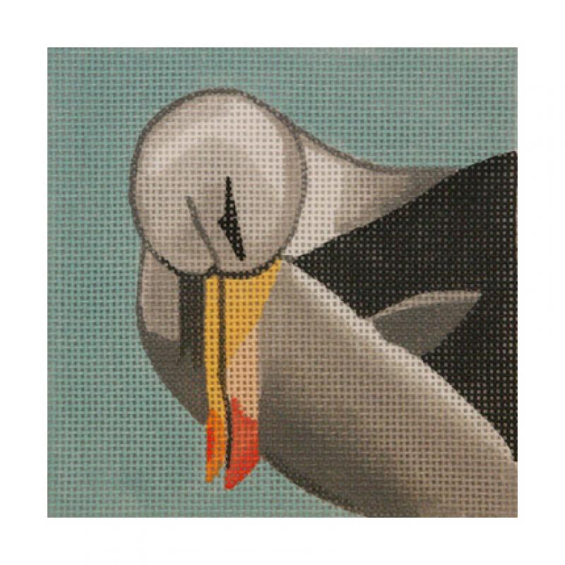 click here to view larger image of Albatross Head (hand painted canvases)
