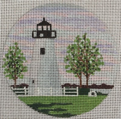 click here to view larger image of Concord Point Light - MD (hand painted canvases)