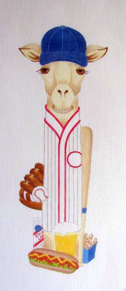 click here to view larger image of Boston Giraffe (hand painted canvases)