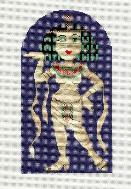 click here to view larger image of Cleopatras Mummy (hand painted canvases)