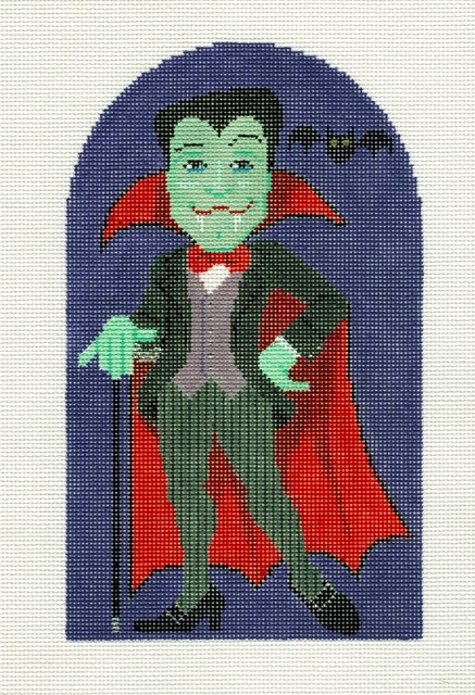 click here to view larger image of Dracula (hand painted canvases)