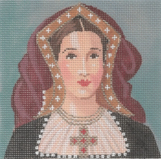 click here to view larger image of Catherine Of Aragon (hand painted canvases)