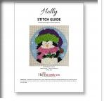 click here to view larger image of Holly Penguin Stitch Guide (books)