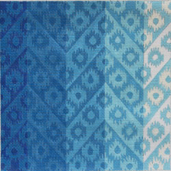 click here to view larger image of IKAT VIII (hand painted canvases)