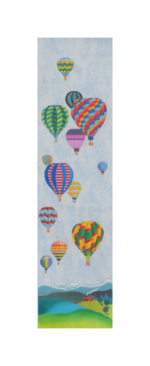 click here to view larger image of Fancy Flights Balloon (hand painted canvases)
