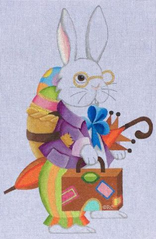 click here to view larger image of Giant Peter Cottontail (hand painted canvases)