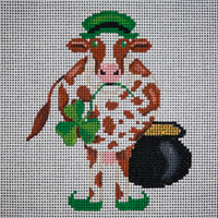 click here to view larger image of Cow Paddy (hand painted canvases)