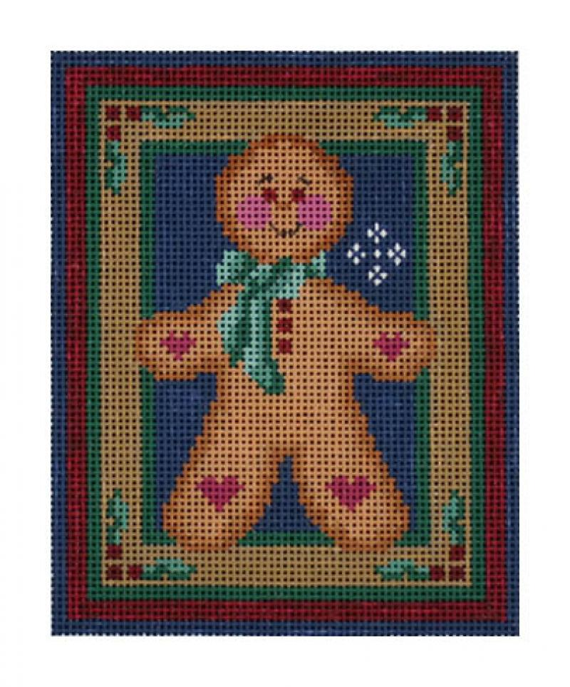 click here to view larger image of Baby Gingerbread (hand painted canvases)