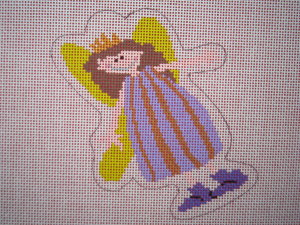 click here to view larger image of Lavender Fairy (hand painted canvases)