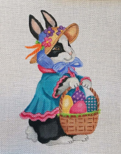 click here to view larger image of Bonnie Bunny (hand painted canvases)