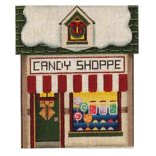 click here to view larger image of Candy Shoppe (hand painted canvases)