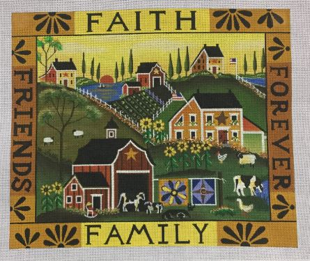 Faith and Family - click here for more details