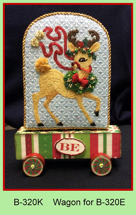 click here to view larger image of Wagon for Tis The Season To Be Jolly Reindeer (accessories)