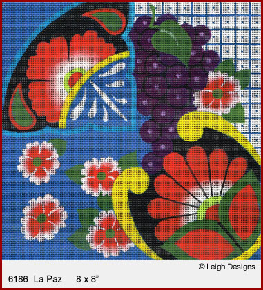 click here to view larger image of La Paz - Stitch Guide (books)