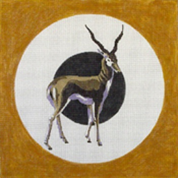 click here to view larger image of Antelope - Impala (hand painted canvases)