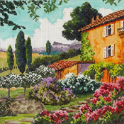 click here to view larger image of Italy (hand painted canvases)