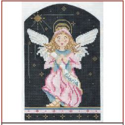 click here to view larger image of Angel Of The Lord, The (hand painted canvases)