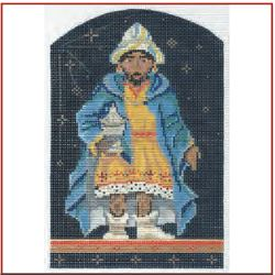 click here to view larger image of Arabian Magi (hand painted canvases)