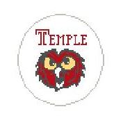 click here to view larger image of Temple (hand painted canvases)