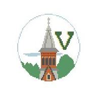 click here to view larger image of U Of Vermont (hand painted canvases)