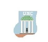 click here to view larger image of UNC Old Well House Mini Sock (hand painted canvases)