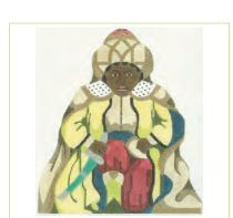 click here to view larger image of Balthasar (hand painted canvases)