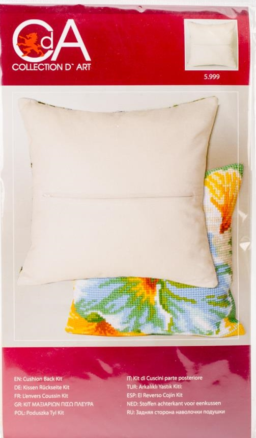 click here to view larger image of Pillow Backing  (accessories)