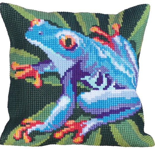 click here to view larger image of Celeste (needlepoint kits)