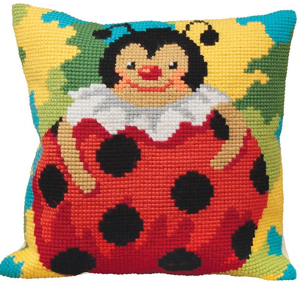 click here to view larger image of Colombine (needlepoint kits)