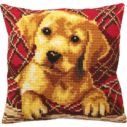 click here to view larger image of Brady (needlepoint kits)