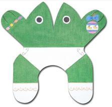 click here to view larger image of Baby Frog (hand painted canvases)