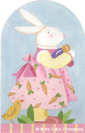 click here to view larger image of Baby Bunny (hand painted canvases)