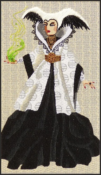 click here to view larger image of Belladonna Stitch Guide - Witchy Women (accessories)