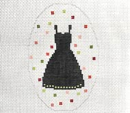 click here to view larger image of Little Black Dresses Stitch Guide (books)