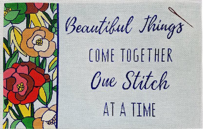 click here to view larger image of Beautiful Things (hand painted canvases)