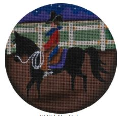 click here to view larger image of Rider, The - 13M (hand painted canvases)