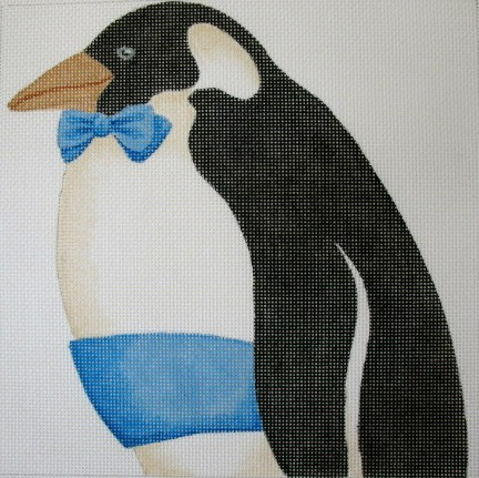 click here to view larger image of Cummerbund Penguin (None Selected)