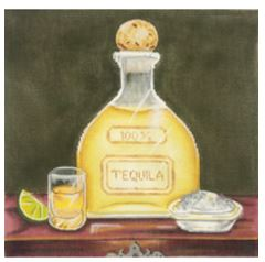click here to view larger image of Tequila Bottle (None Selected)